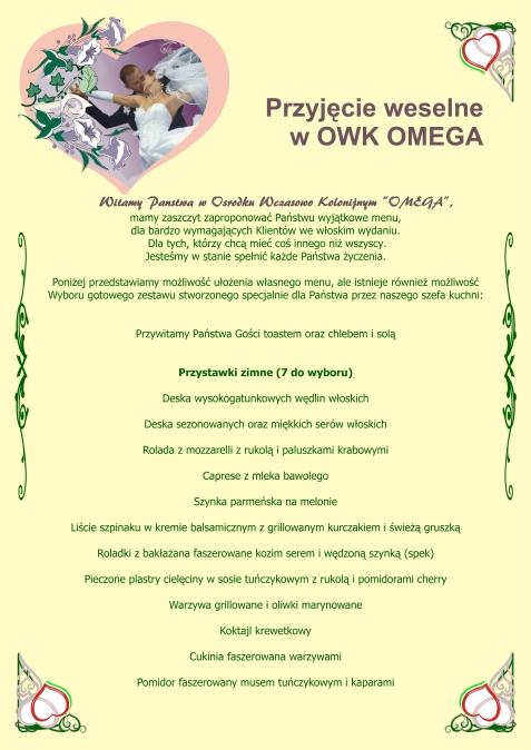 oferta weselna 09