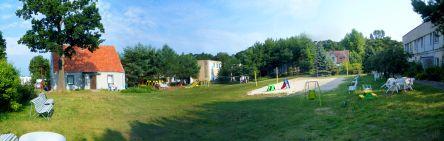panorama na belkę