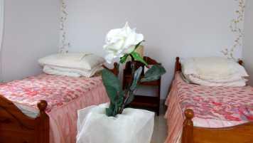 pok z różą 3