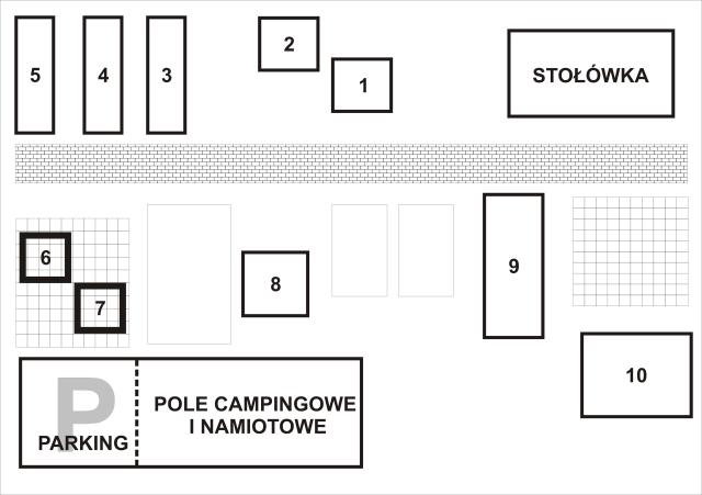 mapka ośrodka